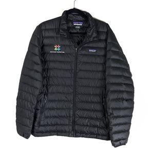 Patagonia Down Puffer Snow Jacket Black